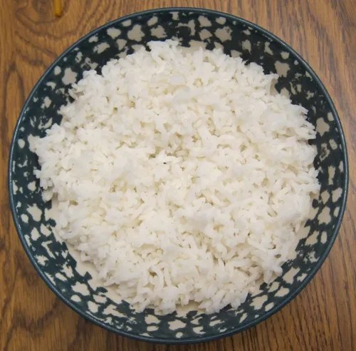 recipe how to cook rice in a microwave