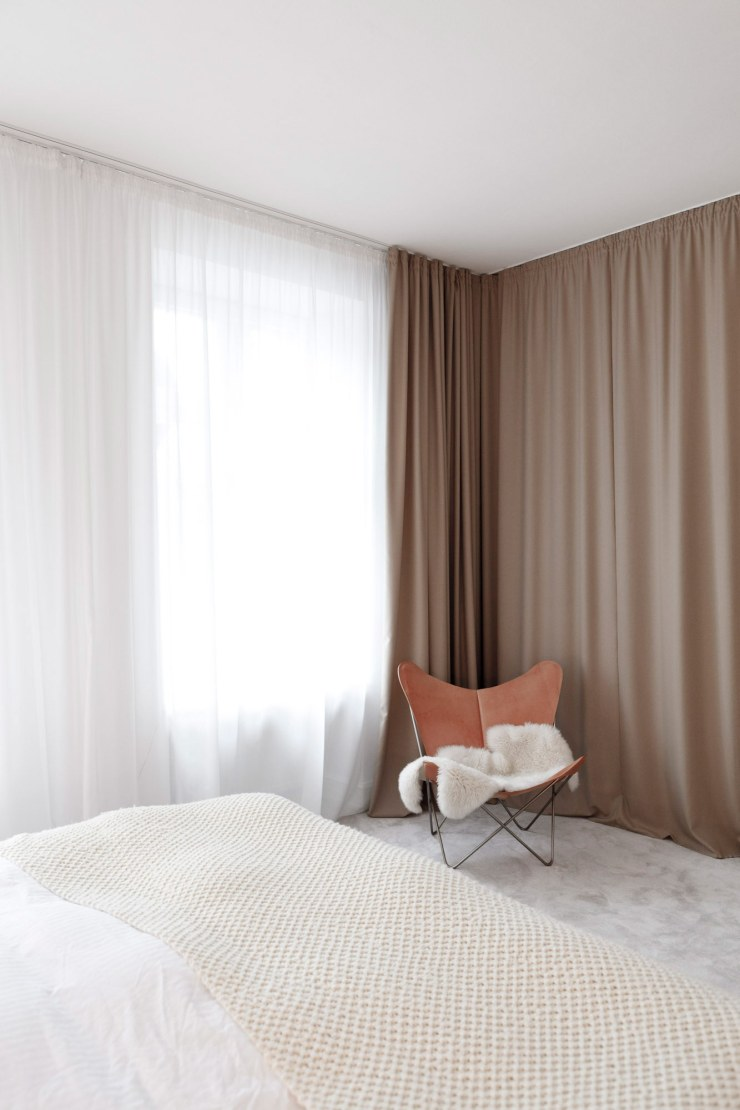 seven interesting ways to use curtains