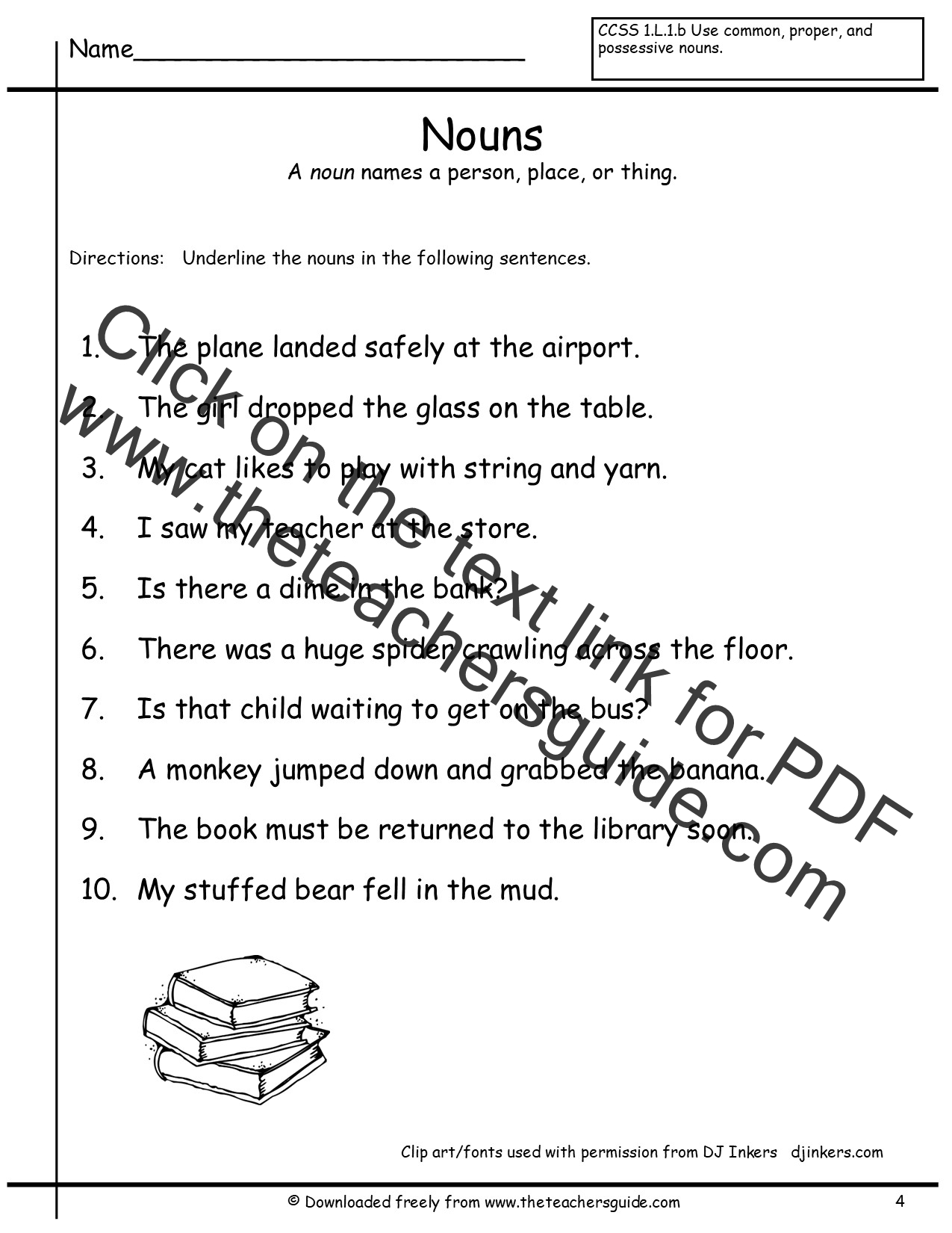 2nd grade worksheets, Common core standards and Core