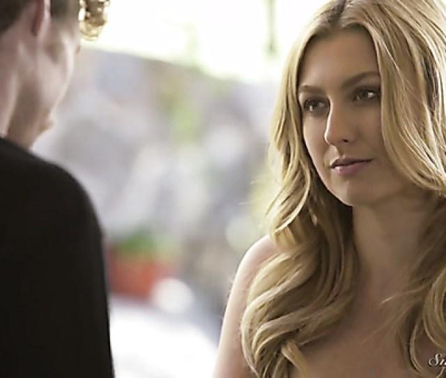 Amazing Blonde Beauty Alexa Grace Lures Her Neighbor For Damn Good Sex
