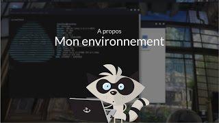 Download A propos : Mon environnement Video