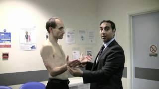 Download GP shoulder examination Video