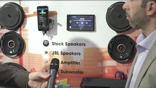 Download JBL ″Hear the Truth″ car stereo demo | CES 2017 | Crutchfield video Video