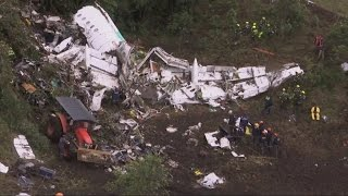Download Brazil in mourning after plane crash Video