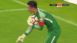 Download 2018 CHA CSL Round 11 Tianjin QuanJian vs Shanghai Shenhua Video