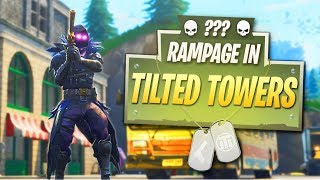 Download RAMPAGE in Tilted Towers! - PS4 Pro Fortnite Win! Video