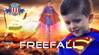 Download Superman Saves the Shuttle! SuperHeroKids Episode 3 - ″Freefall″ Video