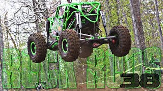 Download ROCK BOUNCERS INVADE Mountain Mud Run - Rock Rods Episode 38 Video
