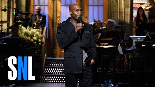 Download Dave Chappelle Stand-Up Monologue - SNL Video
