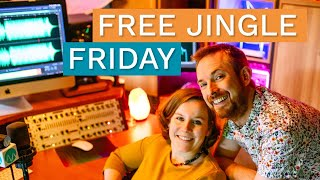 Download One Hour of Production Power on MRC Live - Free Jingle Friday! Video
