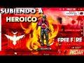 Download SUBIENDO A HEROICO AGRESIVAMENTE - TEMPORADA 8 | FREE FIRE |. CELTA JP Video