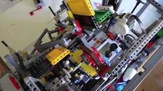 Download Team Untitled-1 FLL Senior Solutions World Festival Champion's Award winners robot. Video