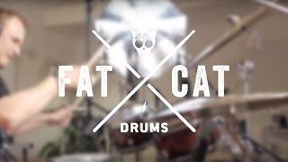 Download Rihanna - Pour It Up // Drum Cover // Fat Cat Drums // Video