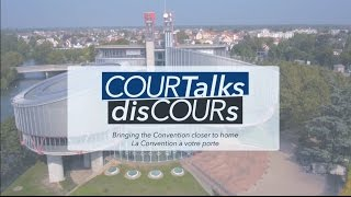 Download (ENG) ECHR - COURTalks-disCOURs, Admissibility of an application (English version) Video