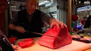 Download Sashimi - Street Food in Japan Video