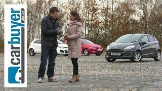 Download Best small cars - Ford Fiesta vs VW Polo vs Kia Rio - CarBuyer Video