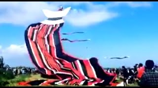 Download LAYANGAN RAKSASA – NAGARAJA SUKSES TERBANG KE AMBARAWA Video