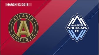 Download HIGHLIGHTS: Atlanta United 4-1 Vancouver Whitecaps Video