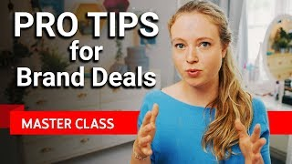 Download Mistakes to Avoid with Brand Deals | Master Class #4 ft. Klein aber Hannah Video