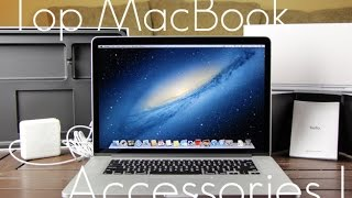Download TOP MUST HAVE Accessories for Your New MacBook Air / Pro / Retina! Video