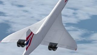 Download Concorde flight Harare, Zimbabwe Video