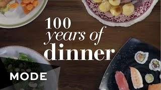 Download 100 Years of Family Dinners ★ Glam Video