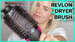 Download MY REVLON ONE-STEP VOLUMIZER HAIR DRYER REVIEW | KEB Video