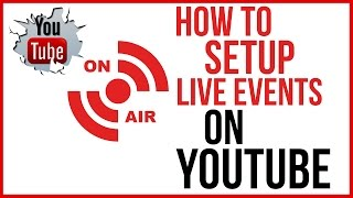 Download How To Schedule and Setup A Live Event On YouTube - YouTube Tutorial Video