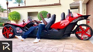 Download 10 Ridiculous Expensive Things Shaquille O'Neal Owns Video