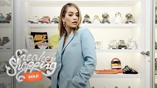 Download Rita Ora Goes Sneaker Shopping With Complex Video