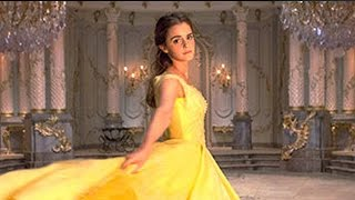 Download First Look at Emma Watson as Belle in Iconic Yellow Gown in Beauty & The Beast Live Action Movie Video