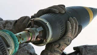Download 120mm Mortar Fire - French M327 & US Army's M120 Video