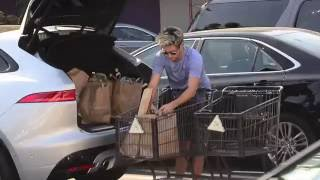 Download One Direction's Niall Horan does what most boy banders on hiatus do....GROCERY SHOP Video
