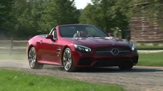 Download Mercedes-Benz SL 2017 Review | TestDriveNow Video