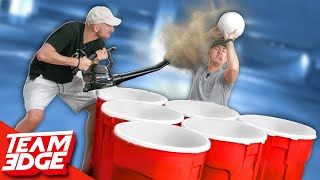 Download SUPER-Sized Punishment Cup Pong!! Video