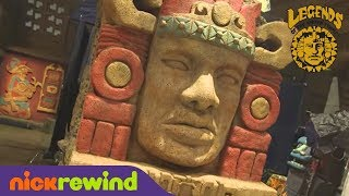 Download Olmec is Back! | Legends of the Hidden Temple: The Movie | The Splat Video