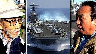 Download Theo yêu cầu: Ông Ngô Kỷ, ông Mạnh Cường nói gì vụ tàu USS Carl Vinson thăm VN? Video