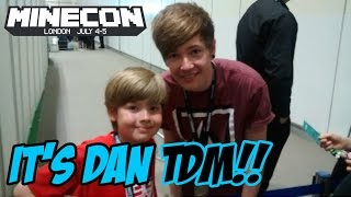 Download Ethan meets DanTDM at Minecon 2015!!! It's EPIC!!!! Video