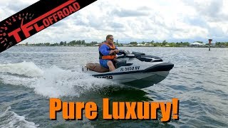 Download Here is Why the New 2019 Sea-Doo GTX Limited 300 Is the Rolls-Royce Of Personal Watercraft! Video