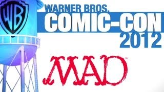 Download Comic-Con 2012: MAD Panel Video