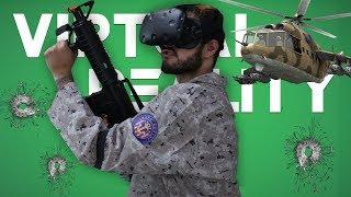 Download TANGO DOWN • Onward 4 Player Virtual Reality Gameplay Video