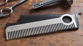 Download This comb will outlive you. Video