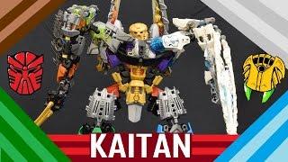 Download Bionicle Combiner: Kaitan (Tanua / Lehatu / Kopali) Video