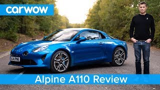 Download Alpine A110 2019 in-depth review - better than a Porsche Cayman or Audi TT RS? Video