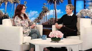 Download Megan Mullally Didn't Notice the Interesting Pattern with Ellen's Roommates Video