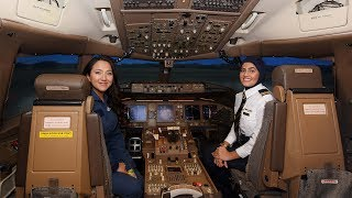 Download Dreams Soar Simulator Challenge | Emirates Airline Video