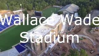 Download Duke University Athletic Fields from Drone Video