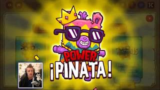 Download OPENING UP 15 POWER PINATAS! | Burrito Bison Video
