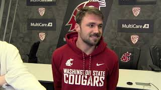 Download Gardner Minshew II after practice Dec. 13 Video