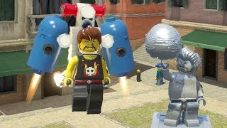 Download LEGO City Undercover Open World - Fresco 100% Guide (All Collectibles) Video